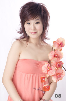 Cathy Ding, Miss Melbourne d'Origine Chinoise 2008